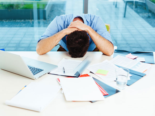 Stress, Anxiety & Sleep Issues