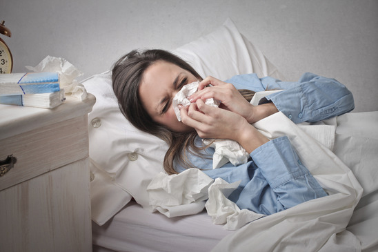Top 4 Remedies to beat the Flu & Hayfever